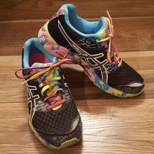 Asics gel noosa tri 8 running shoes